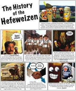 The History of the Hefeweizen